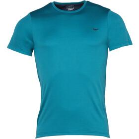 Triple2 TUUR - T-shirt manches courtes Homme - bleu